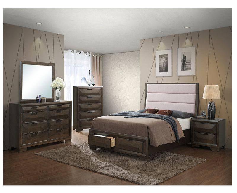 LH109 King Size Bedroom Set