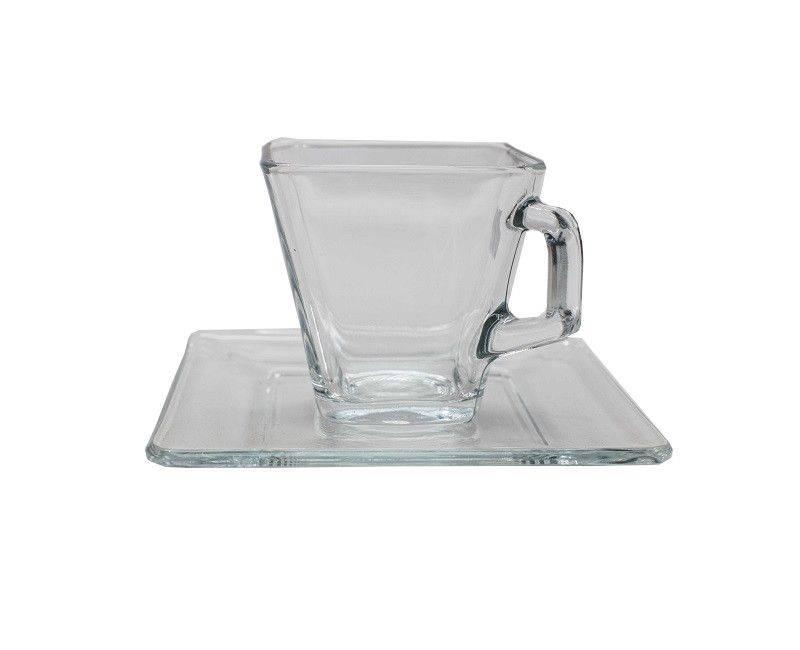 Libbey 8 Piece Glass Set