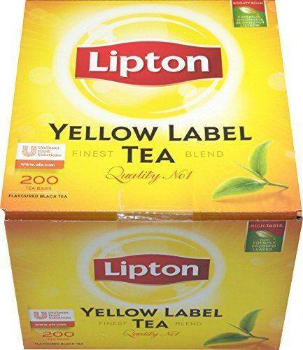 Lipton Yellow Label 200 Count
