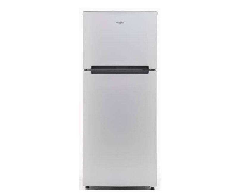Whirlpool 12 cu.ft. Steel Top & Bottom Refrigerator