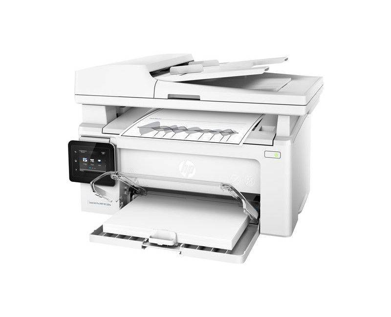 HP LaserJet Pro MFP M130fw Multifunction Printer (Black and White)