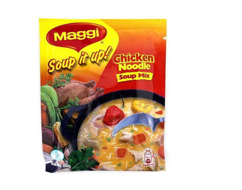 Maggi 60g Chicken Noodle Soup