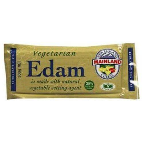 Mainland Edam Vegetarian Cheese, 500g