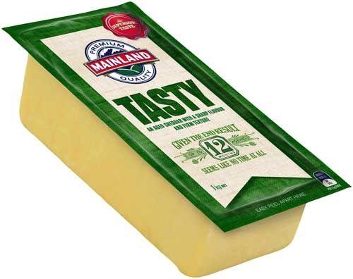 Mainland Tasty Cheddar Cheese, 1Kg