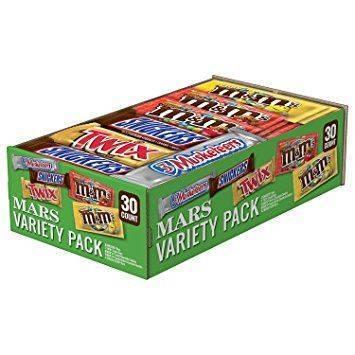 Mars Variety Pack