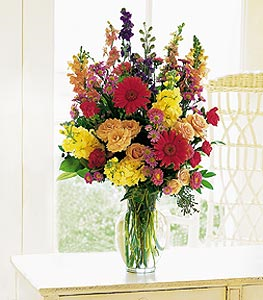 Medium Sunshine and Smiles Floral Arrangement