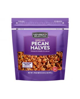 Member Selection Pecan Halves 32 oz