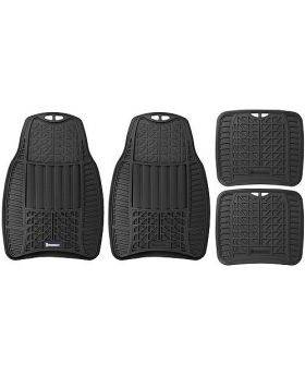 Michelin 4pc Rubber Floor Mats