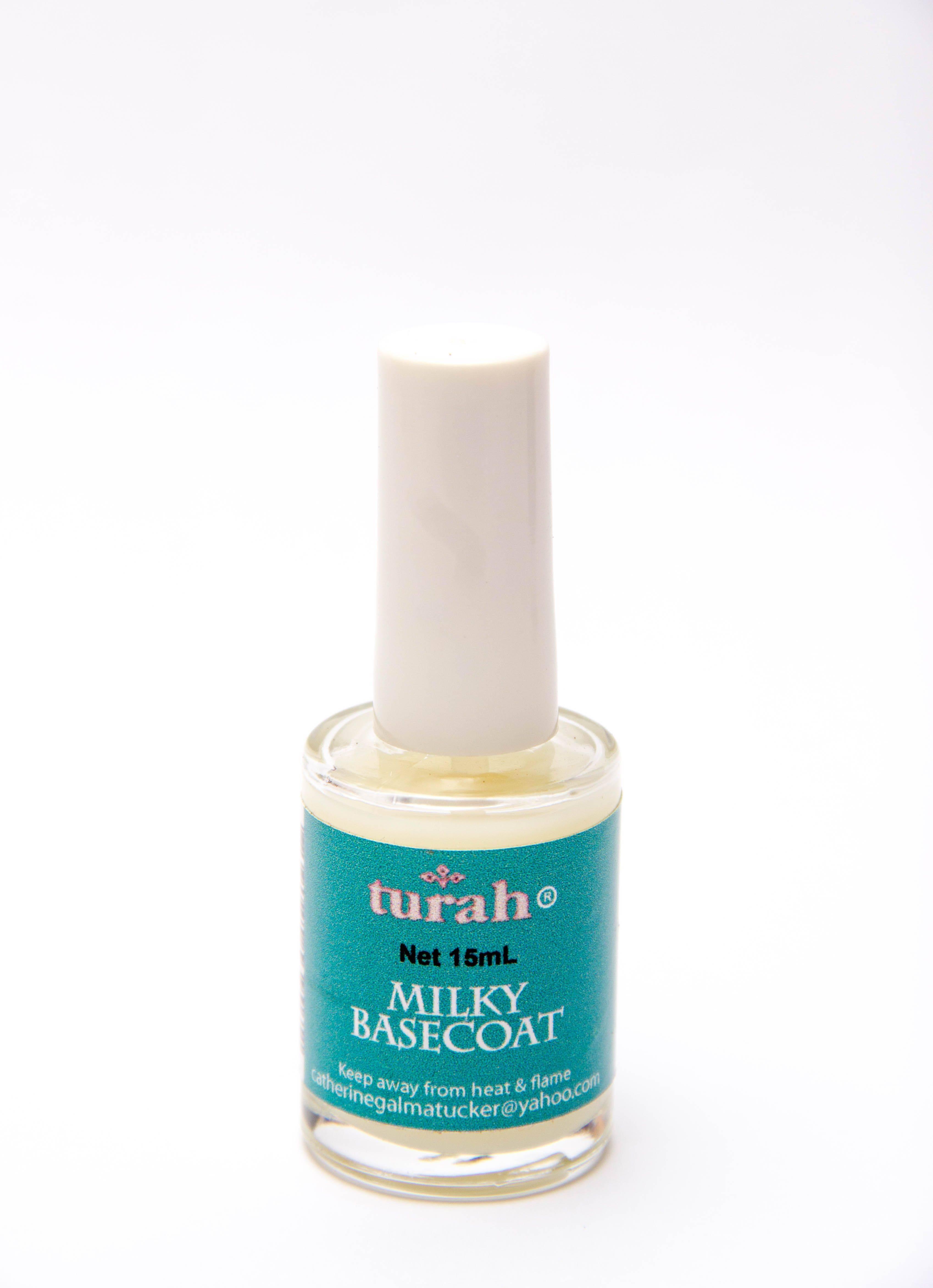 Turah Milky BaseCoat