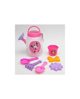 Disney Minnie Mouse Beach Watering Can