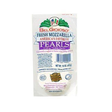 Belgioioso Fresh Mozzarella Pearls, 16oz