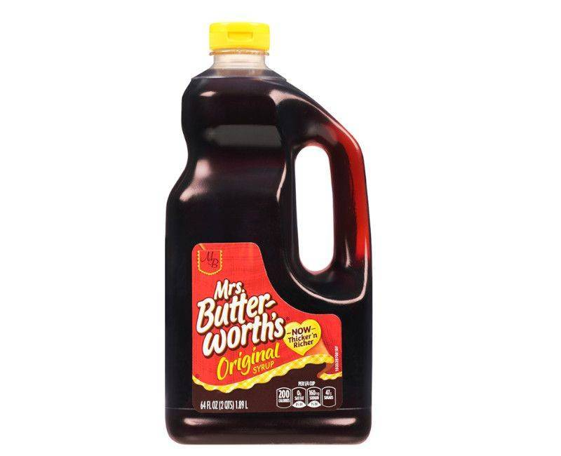 Mrs. Butterworth Syrup 64oz