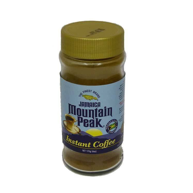 Mountain Peak Instant Coffee 170g