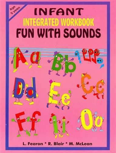 Infant Integrated Workbook Fun with Sounds