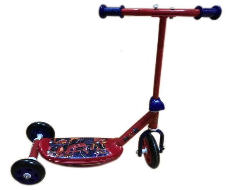 Nickelodeon Blaze Monster Machine 3 Wheel Scooter For Ages 2+