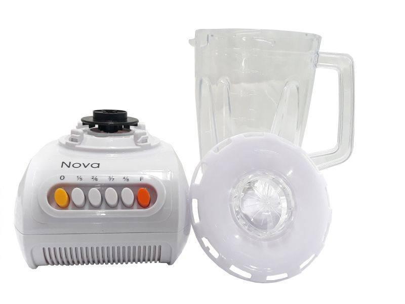 Nova Home Appliance Food Blender- White