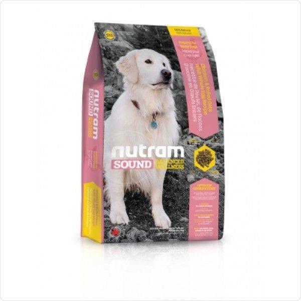 Nutram S10 Sound Balance Natural Senior Dog Food 13.6kg