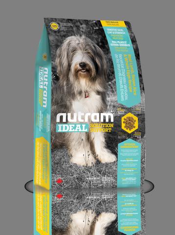 I20 Nutram Ideal Solution Support Sensitive Skin Coat & Stomach Natural Dog Food