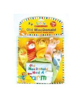 Old MacDonald: A Handpuppet Board Book