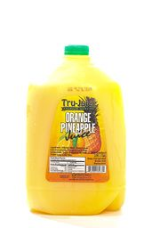 Tru-Juice Orange Pineapple Juice, 3.8LT