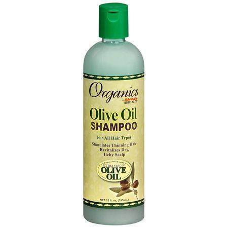 Organics Olive Oil Shampoo
