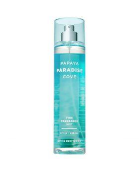 Bath and Body Works Papaya Paradise Cove Fine Fragrance Mist 8 Fl.Oz.
