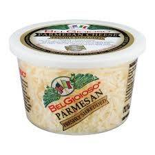 BelGioioso Permasan Shredded Cheese, 1lb