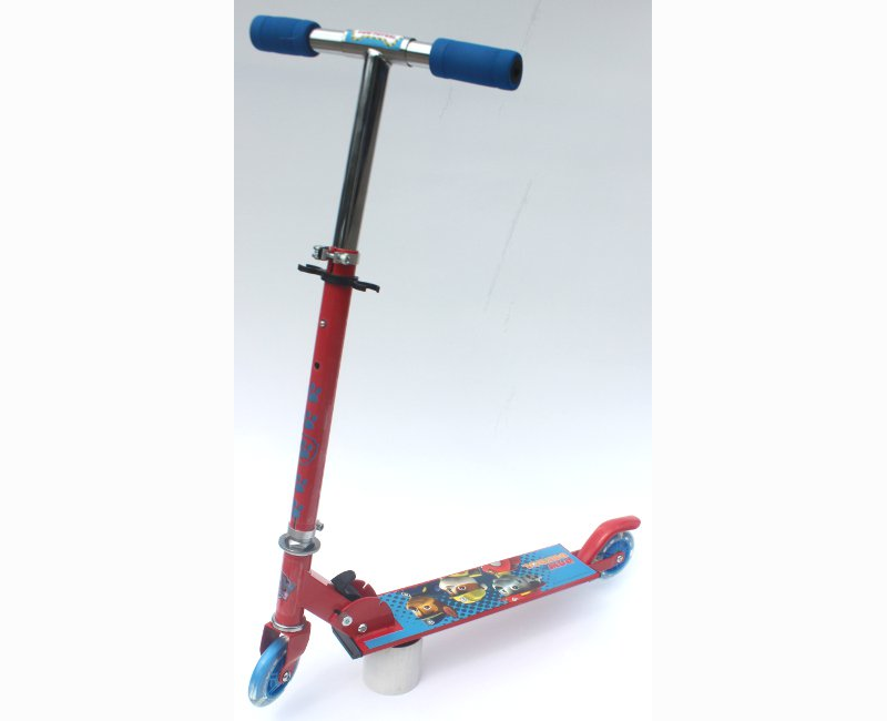 Paw patrol 2 wheel scooter