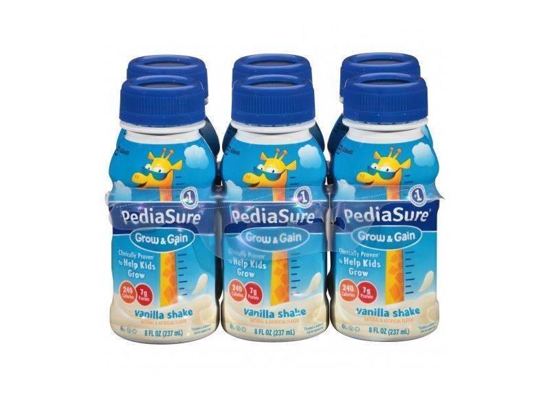 PediaSure Nutrition Shake Vanilla 8 fl oz - 6 Count