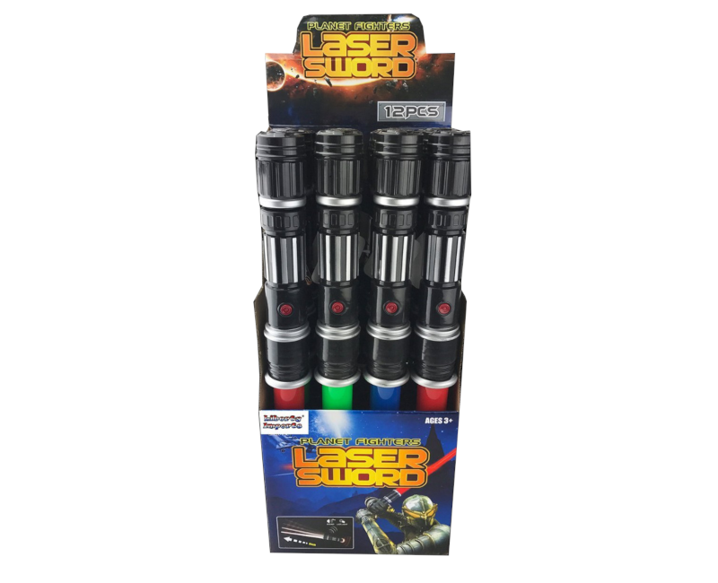 Planet Fighters Laser Sword