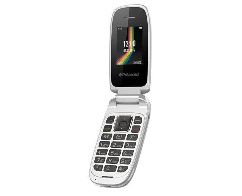Polaroid Link A2 Dual Sim Flip Feature Phone