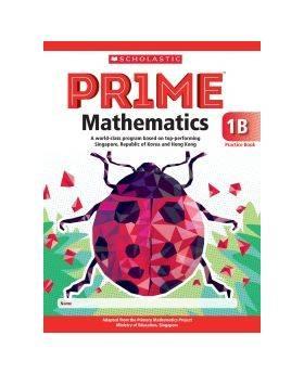 Scholastic Prime Math Practicebook 1B