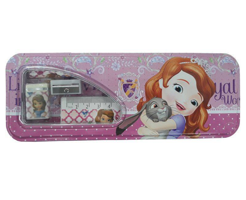 Princess Sofia Assorted Design 5 Piece Stationery Set