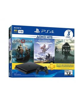 Sony PS4 3 Game Bundle