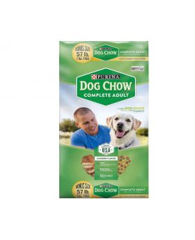 Purina Dog Chow 57 lbs