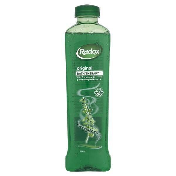 Radox Original Relax Body Wash 500ml - 2 Bottles