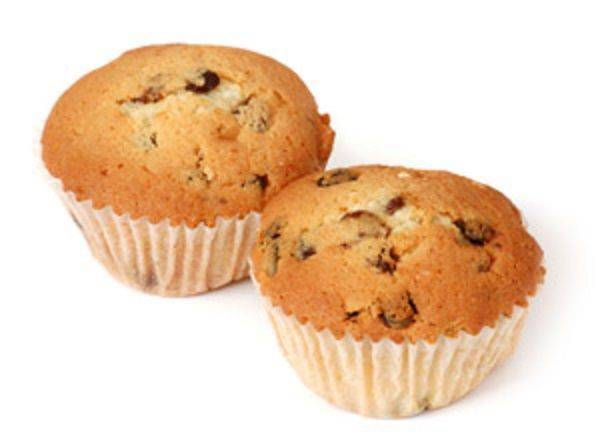 Raisin Muffins 6 Ct x5.5 oz