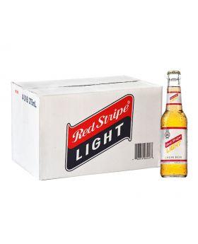 Red Stripe Light Beer 12 oz