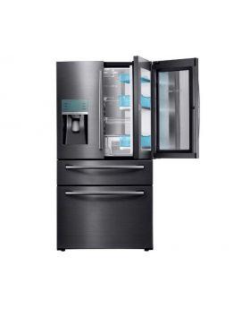 Samsung 28 cu. ft. 4-Door French Door Food Showcase Refrigerator