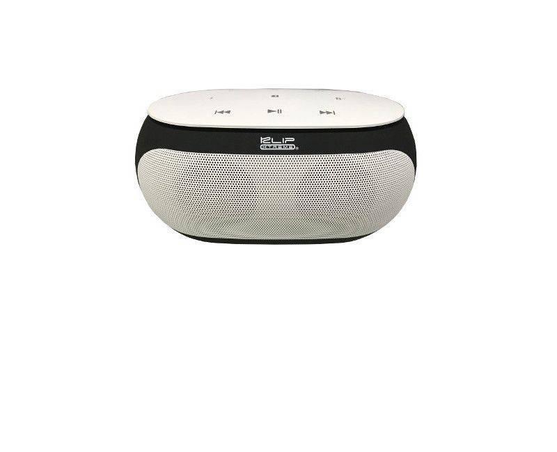 KLIP White and Black Xtreme Bravo II Portable Audio