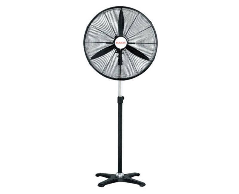 "Roshan 30"" Diameter 3 Blade Stand Fan"
