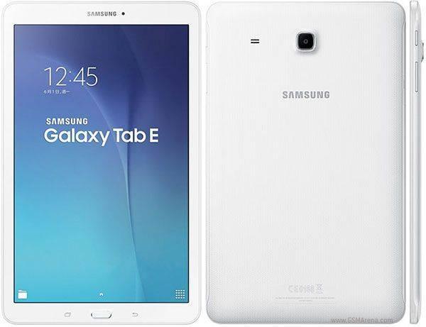"Samsung-Galaxy-Tab-E-9.6"""