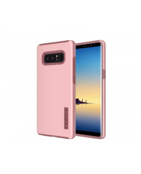Samsung Note 8 Soft Pink Case by Incipio on the Phone