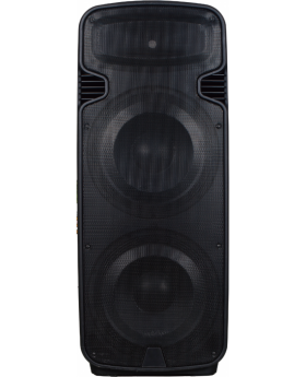 Elite Double 15 inches Powered speakers 2575 Watts