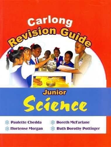 Carlong Revision Guide for Junior Science 2nd Edition