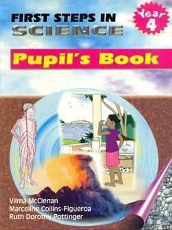 First Steps in Science Year 4 Pupil's Book