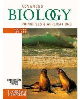 Advanced Biology: Principles and Applications Second Edition by Robin Rolf Churchill