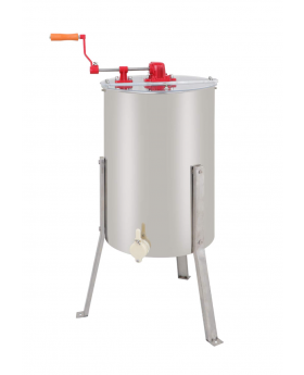 Honey Extractor 2 Frame Stainless Steel manual