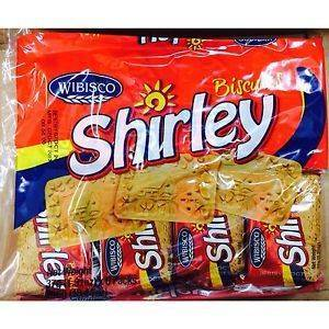 Shirley Biscuits 16x37g