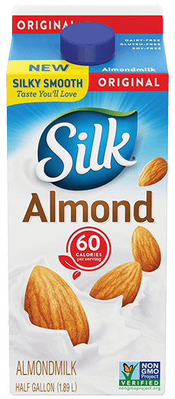 Silk Almond Original 2pk/64oz